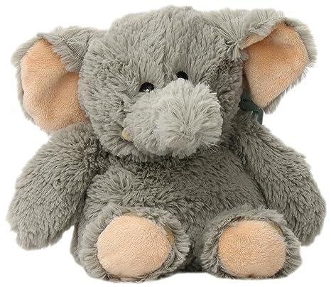 Intelex - Peluche de elefante de peluche para microondas ...