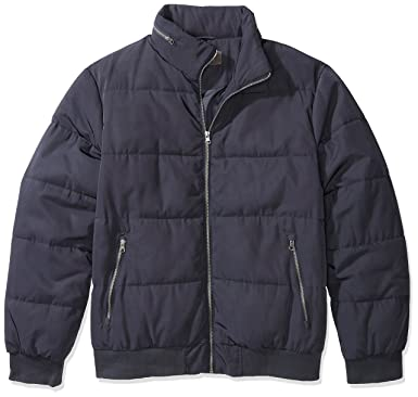 Amazon The Plus Project Mens Plus Size Quilted Jacket With