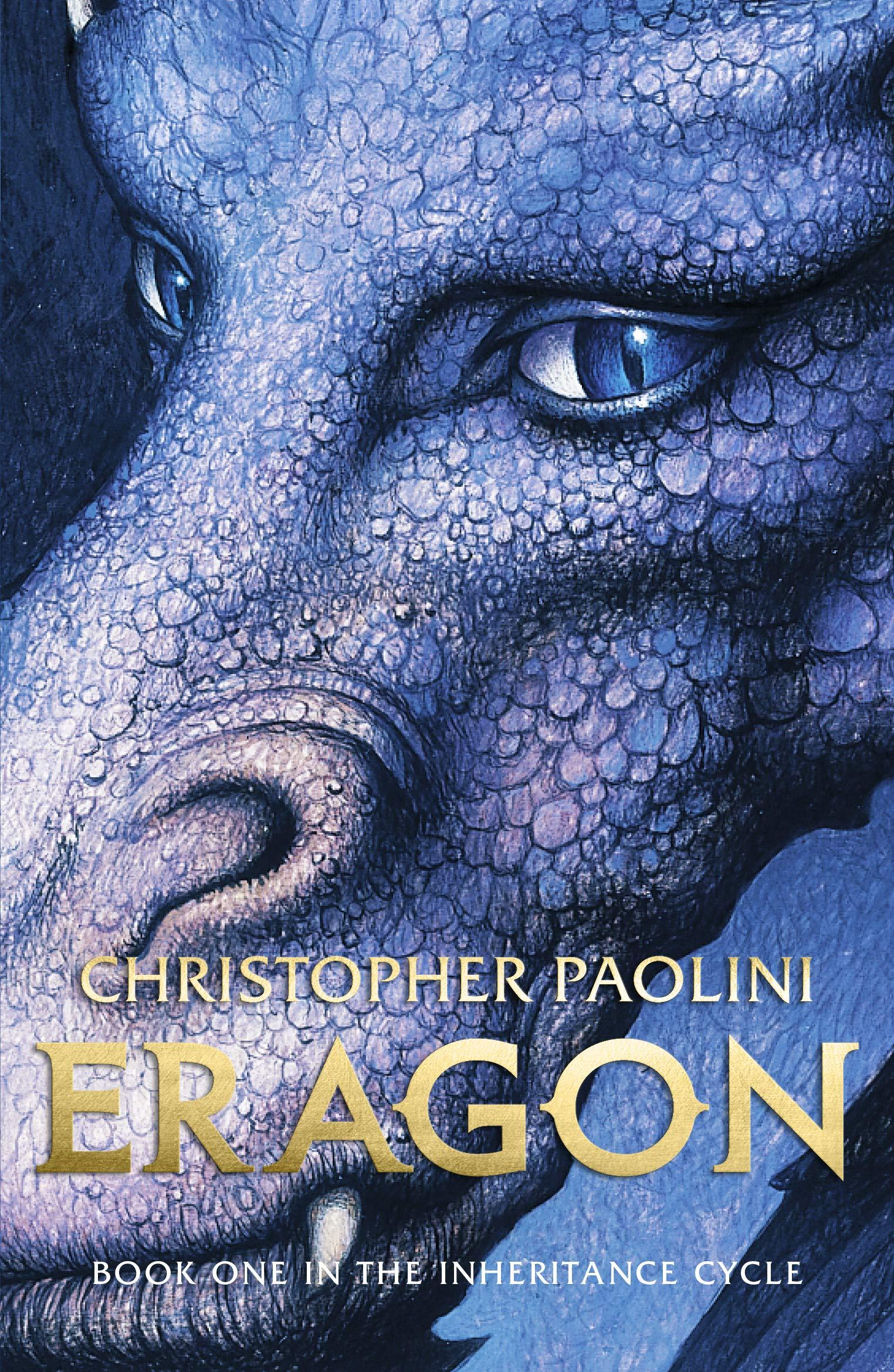 Eragon  Book One  The Inheritance Cycle 1   English Edition