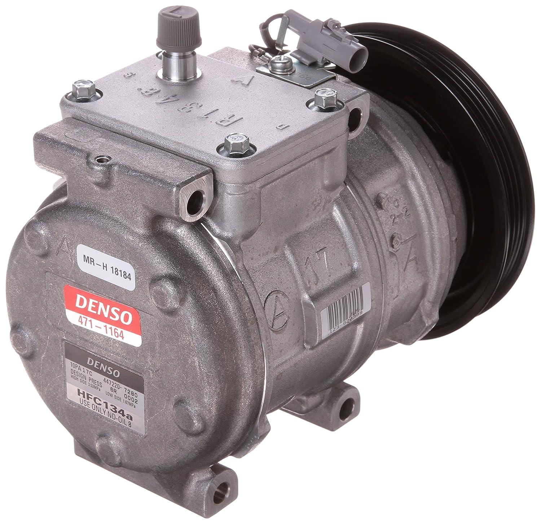 Denso 471 1164 New Compressor With Clutch Automotive Evaporator Daihatsu Siron