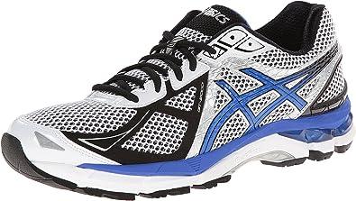Asics GT-2000 3 - Zapatillas de Running para Hombre, Color Verde, Talla 12,5 D(M) US: Amazon.es: Zapatos y complementos
