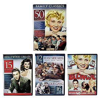 Amazon com: 50 Family Classics, 61 Hours, starring James Stewart