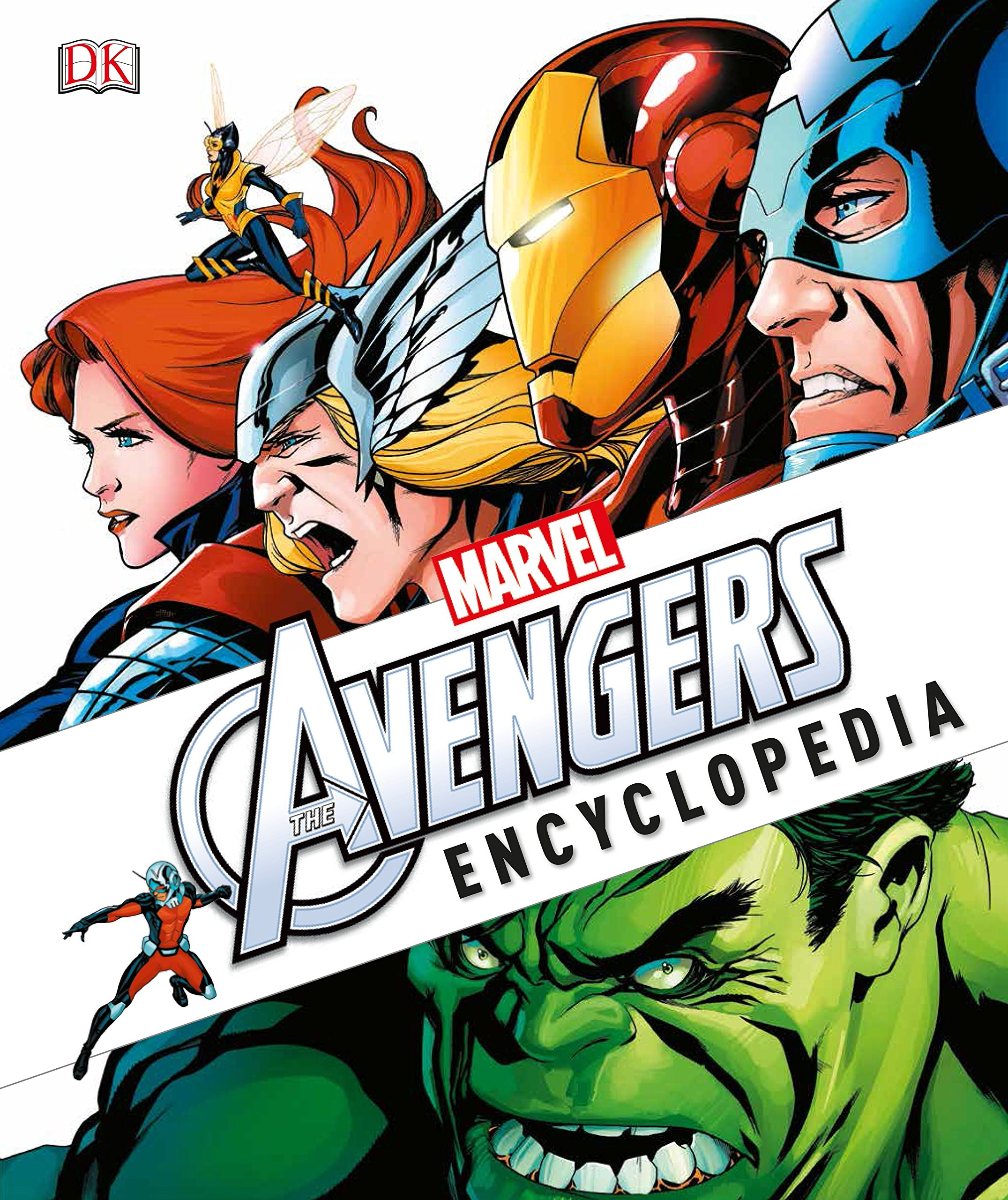Marvels The Avengers Encyclopedia Matt Forbeck, Daniel Wallace 0783324820232 Books