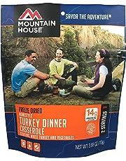 Mountain House Homestyle Turkey Dinner Casserole