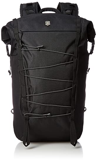 Victorinox Altmont Active Rolltop Compact Laptop Backpack, Black One Size