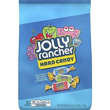 JOLLY RANCHER Hard Candy Assortment, 3.75 Pound