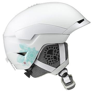 Salomon Quest Access W - Casco de esquí, Color Blanco, S