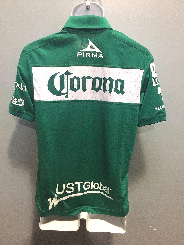 ad1cf04fbd9 Amazon.com : Leon FC Playera de Local Pirma 2014 Pumas America Chivas  (Small) : Sports & Outdoors