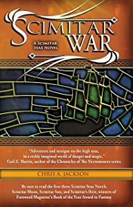 Scimitar War (Scimitar Seas Book 4)