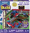 Kinetic Sand Build, Crash 'em Cars
