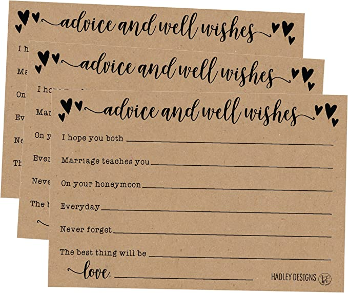 Rustic Wedding Card to Your Bride or Groom on Your Love Note to Future Husband or Wife Card Our Handwritten Style CS09 Wedding Day
