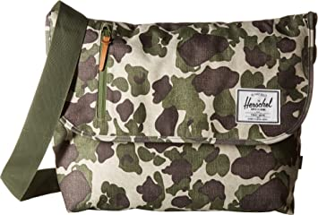 Amazon.com  Herschel Odell Cross Body Bag Frog Camo One Size 9d7b954560b45
