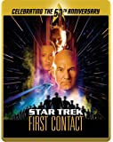 Star Trek 8 - First Contact (Limited Edition 50th Anniversary Steelbook) [Blu-ray] [2015]