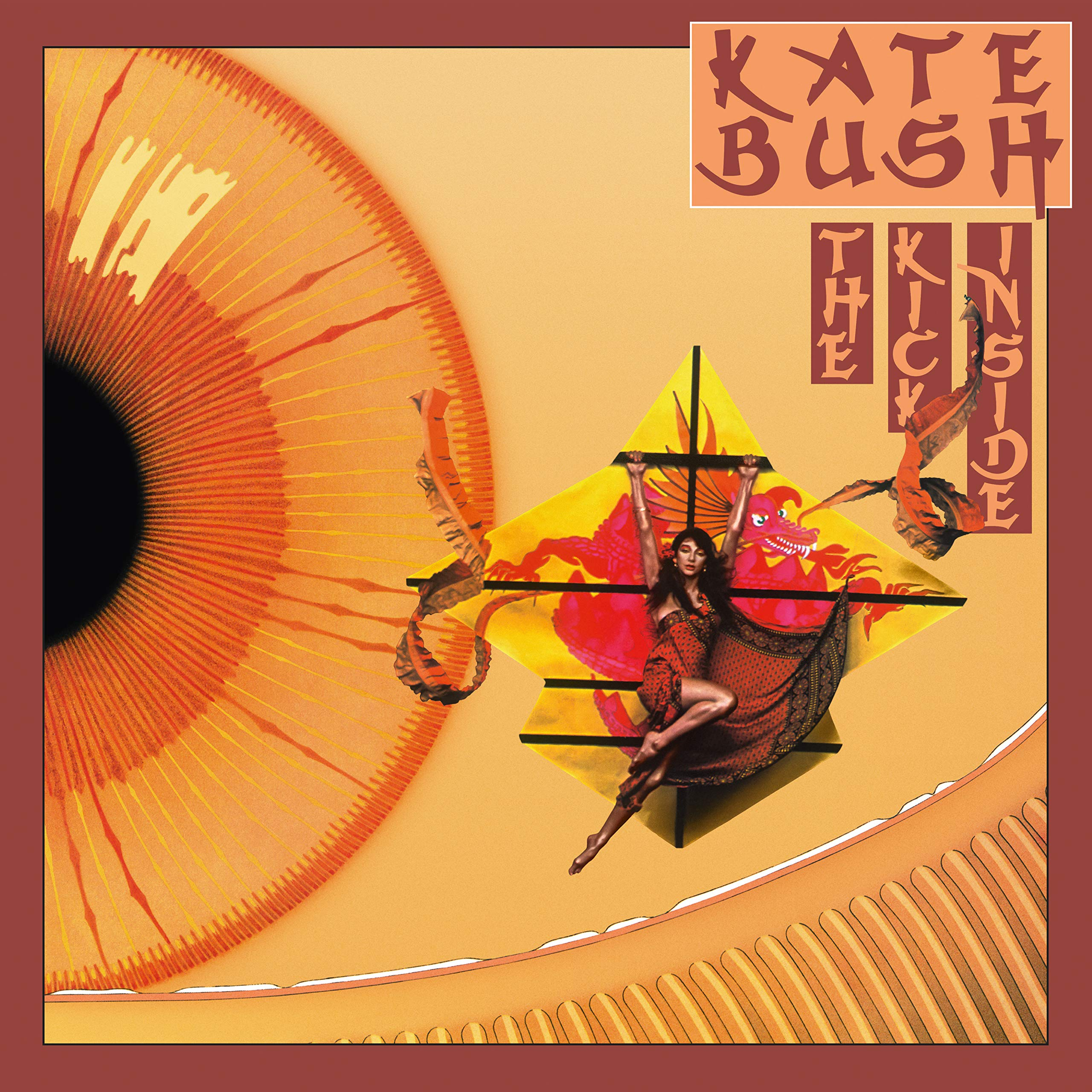 Vinilo : Kate Bush - Kick Inside (2018 Remaster) (LP Vinyl)
