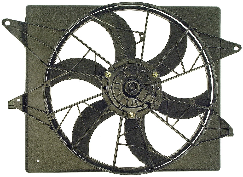 Dorman 620-118 Radiator Fan Assembly