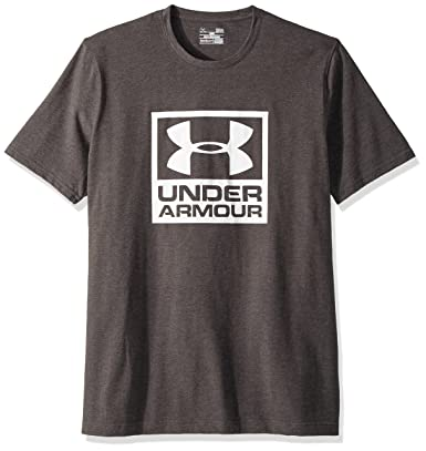 f117e16087 Under Armour Men's Box Short Sleeve Athletic Shirt