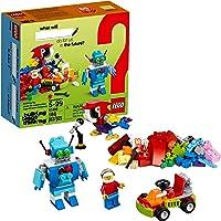 LEGO Juego de Construcción Classic Futuro Divertido (10402)