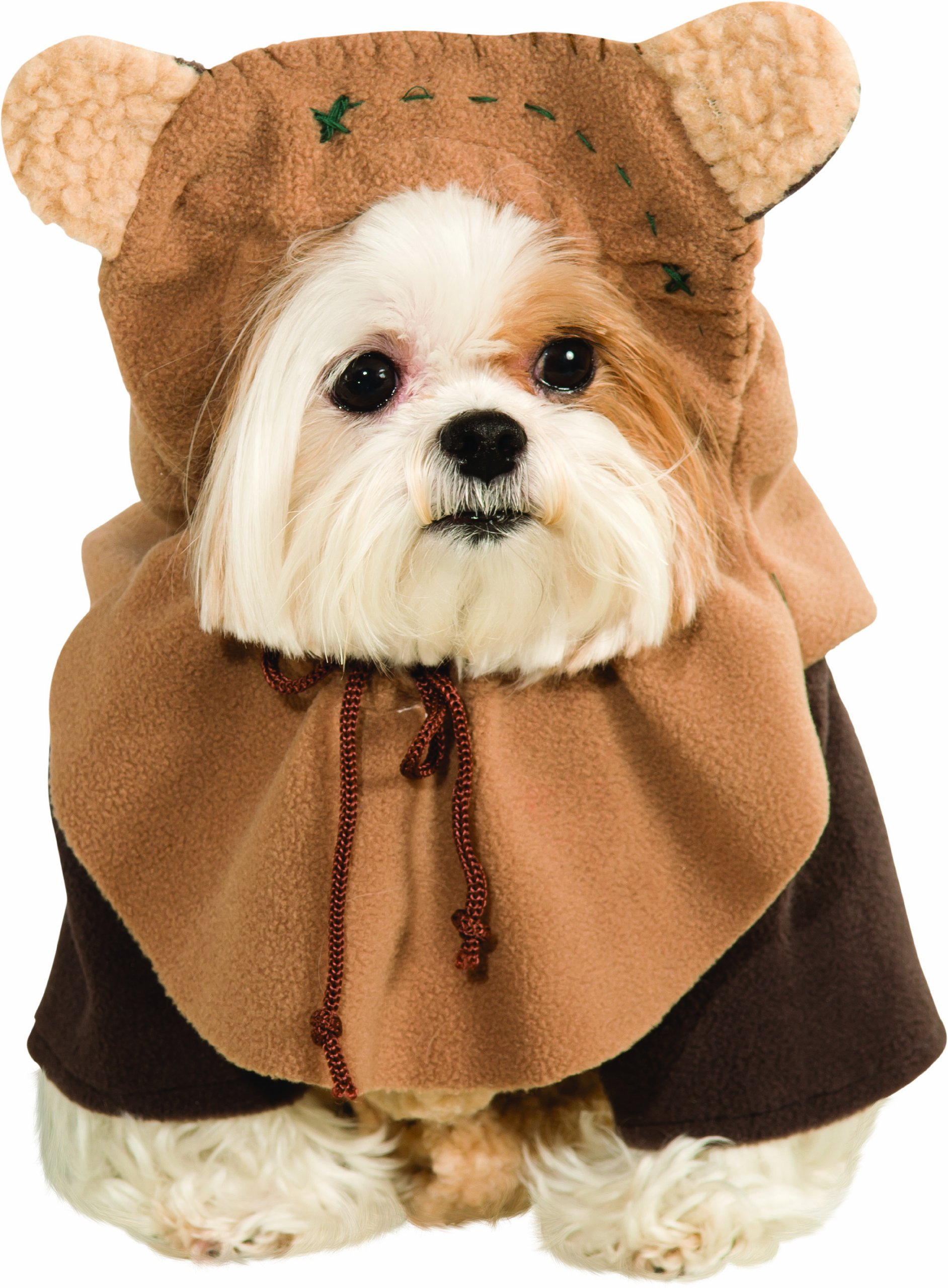 Rubie's Star Wars Collection Pet Costume, Medium, Ewok