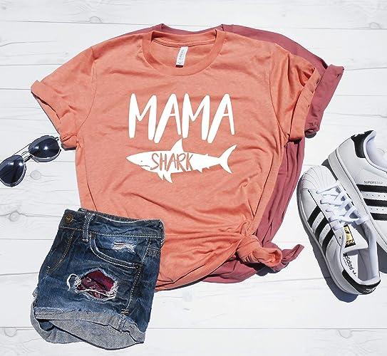 Mama Shark T-Shirt