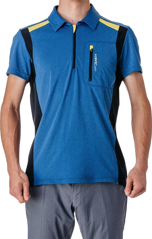 半袖ポロシャツ XL ネイビー B01KEAR66G
