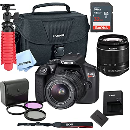 Buy Canon(R) T6 Digital SLR Camera Kit with EF-S 18-55mm Lens with