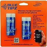 Deep Freeze Fishing BlueTipz Transmitter, Wireless Transmitter for Smartphone Tip-Up Alert