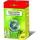WOLF-Garten Moosvernichter und Rasendünger - SW 50-1,75 kg für 50 m² - 3841010