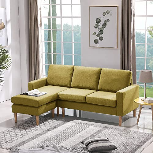 Reversible Sectional Sofa Couch