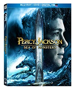Percy Jackson: Sea of Monsters (Blu-ray/DVD + DigitalHD)