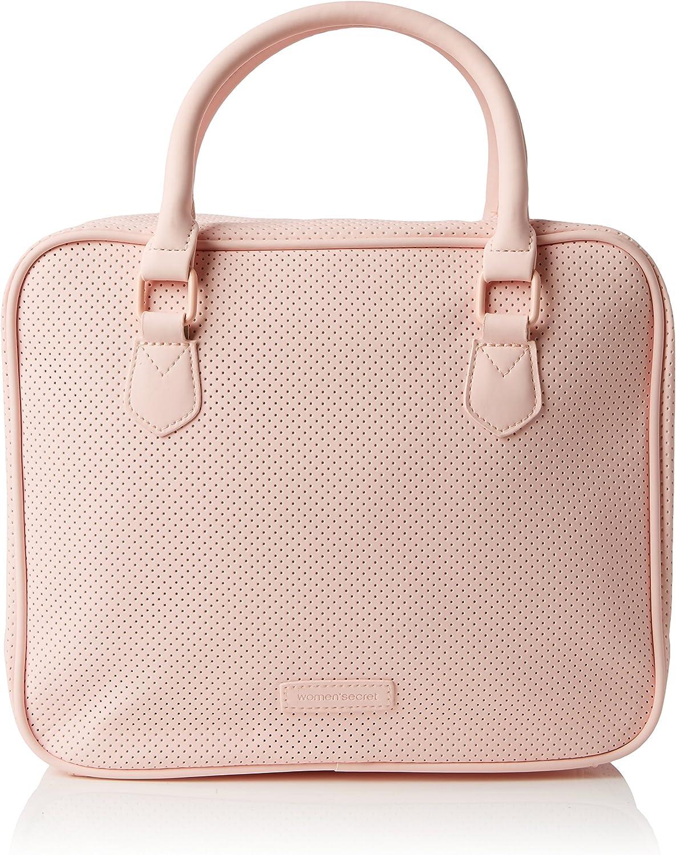 WomenSecret, MU1 - CUT OUT BAG - Necesser para mujer, color pinks, talla U: Amazon.es: Ropa y accesorios