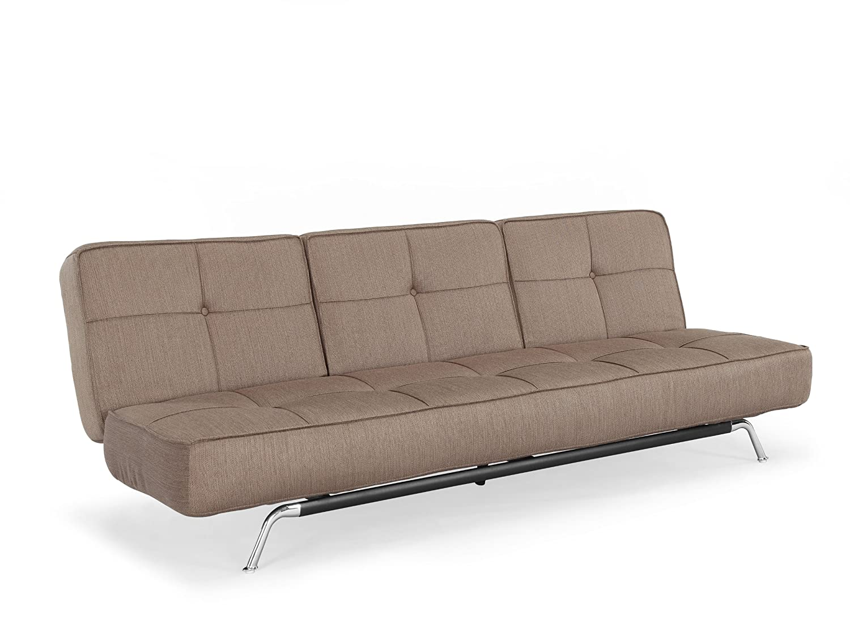 Incredible Amazon Com Westport Home Bijou Contemporary Sofa Bed Dark Forskolin Free Trial Chair Design Images Forskolin Free Trialorg