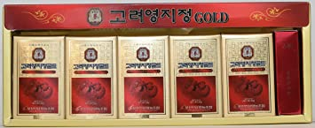 POCHEONINSAM Koread Lingzhi Extract Gold