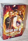 Doctor Who The Collection 2014 - 3 Volume Boxset
