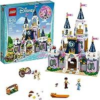 LEGO Juego de Construcción Disney Princess Castillo de Ensueño de Cenicienta (41154)