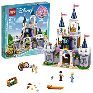 LEGO Disney Princess Cinderella's Dream Castle 41154 Building Kit