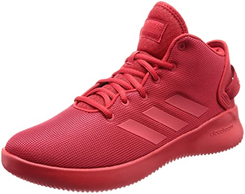 new styles 1dabf 0f8df Adidas - Neo Cloudfoam CF Refresh Mid - Color  Red - Size  9.0US