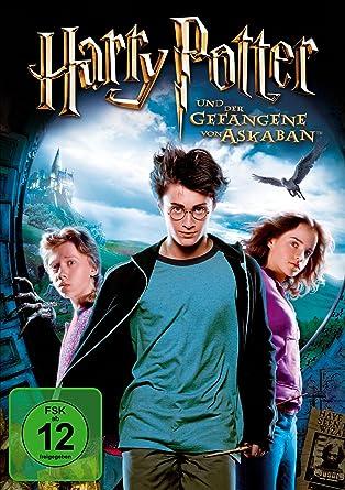 Amazon Com Harry Potter Und Der Gefangene Von Askaban Einzel Dvd Import Allemand Movies Tv