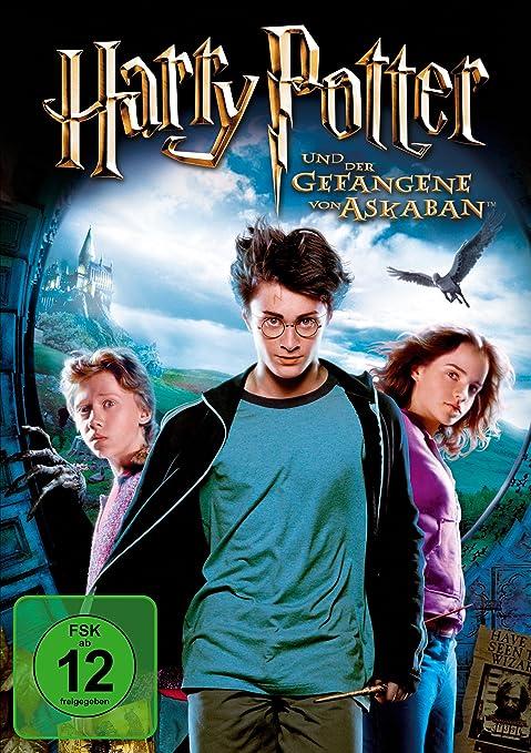 Harry Potter Und Der Gefangene Von Askaban Einzel Dvd Import Allemand Movies Tv Amazon Com