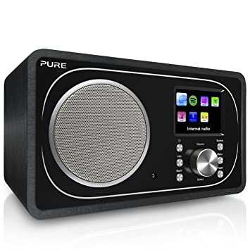 50be8a2ca Pure Evoke F3 Internet, DAB/DAB+ Digital and FM Radio with Spotify Connect  and