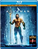 Aquaman (Blu-ray + DVD)