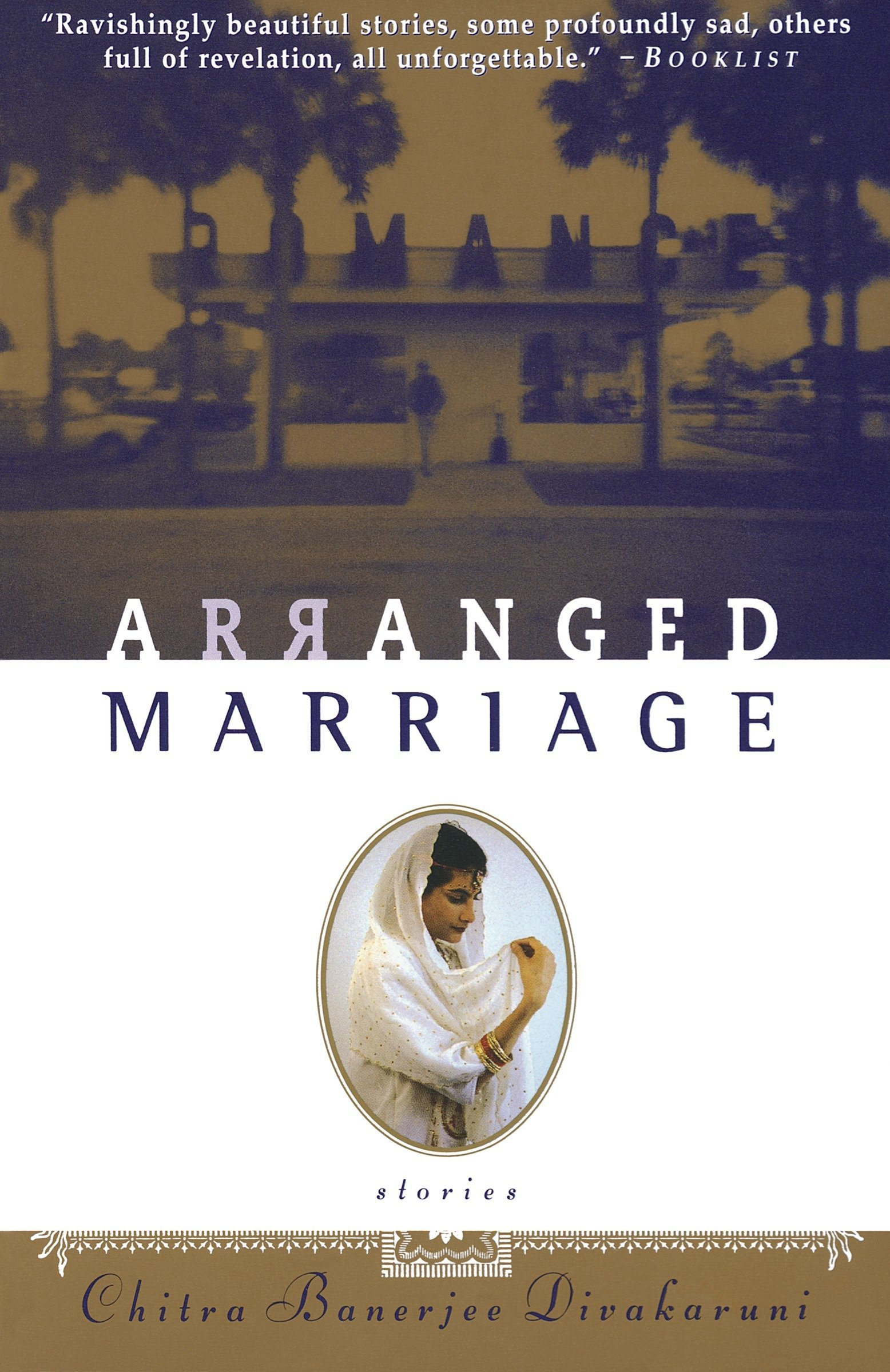 Amazon com: Arranged Marriage: Stories (9780385483506): Chitra