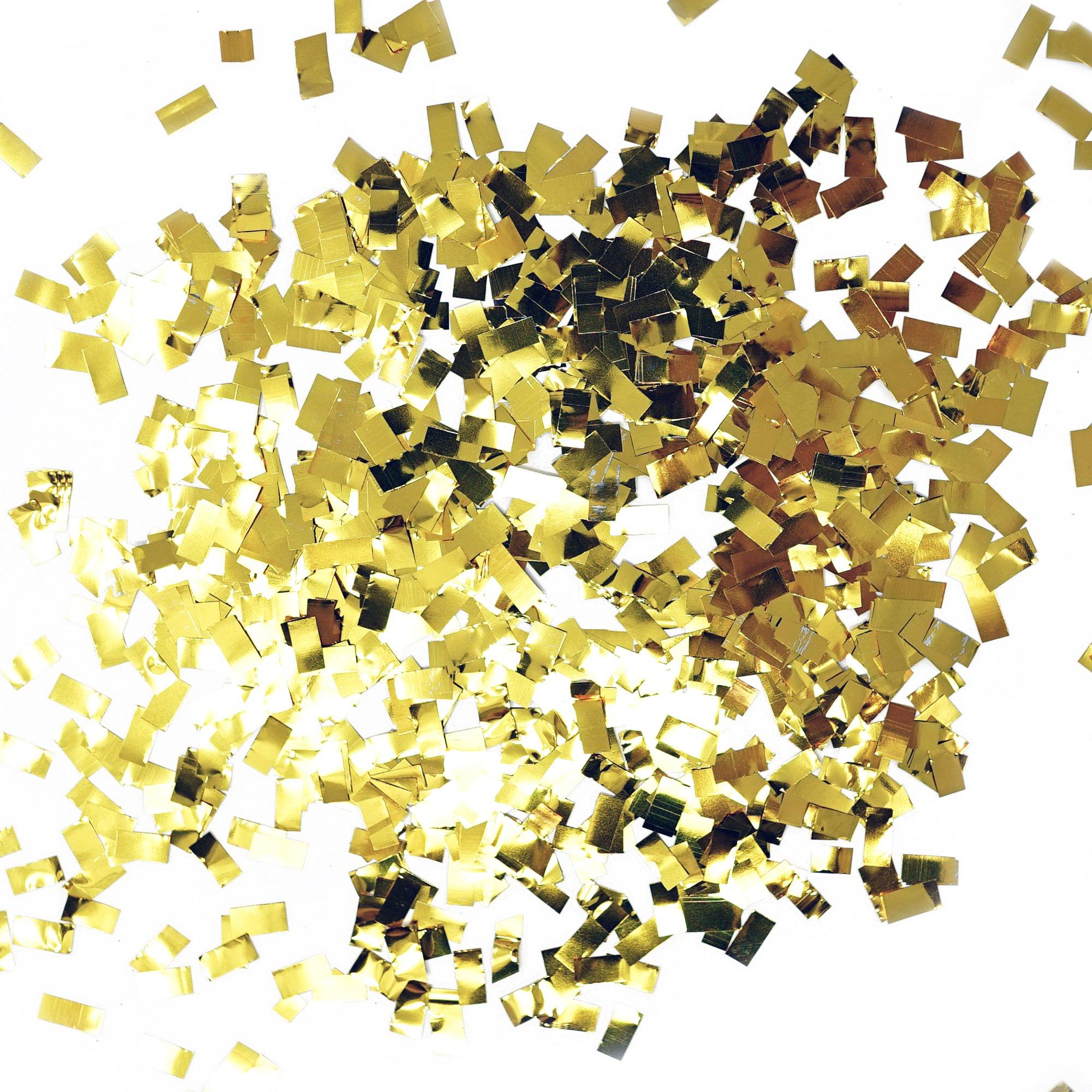 Amazon Com Premium Shredded Squares Tissue Paper Party