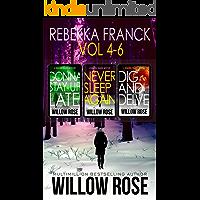 Rebekka Franck Vol 4-6 book cover