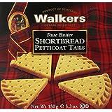 Walkers Shortbread Petticoat Tail Shortbread (Pack of 3)