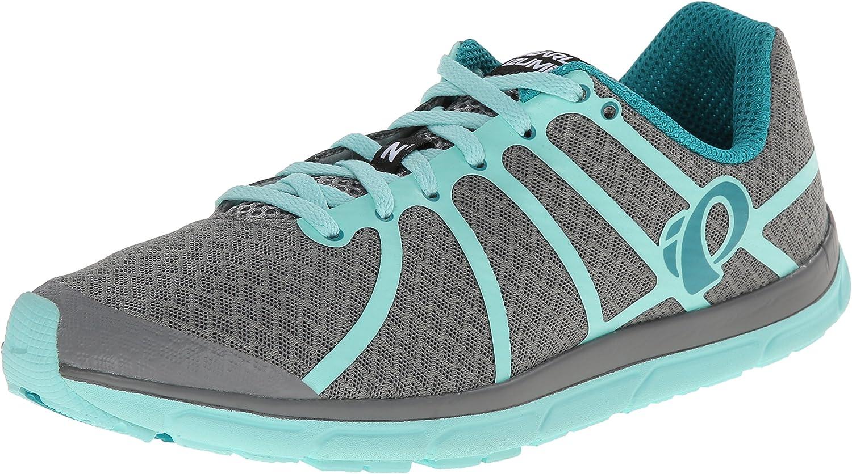 PEARL IZUMI W EM Road - Zapatillas de Running de Sintético para Mujer Gris 35 EU: Amazon.es: Zapatos y complementos