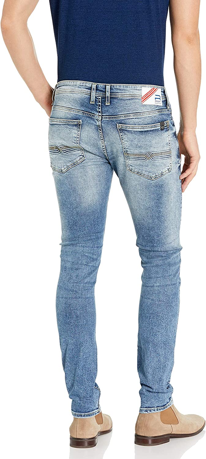 Buffalo David Bitton Mens Authentic and Sanded Jeans