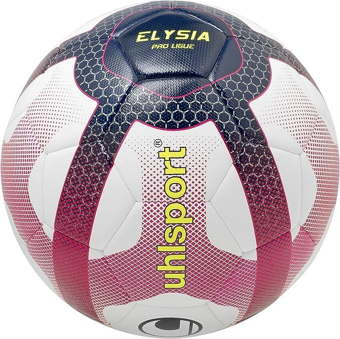Uhlsport – Elysia Pro Liga – Balón Fútbol – Design Liga 1 – Cosida ...