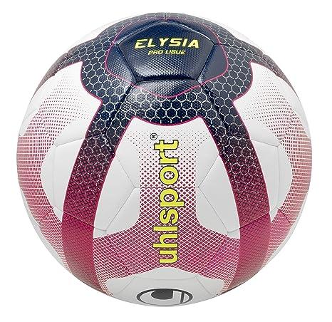 Uhlsport - Elysia Pro Liga - Balón Fútbol - Design Liga 1 - Cosida ...