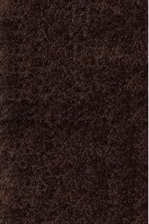 Momeni Rugs LSHAGLS-01APG2030 Luster Shag Collection, Hand Tufted High Pile Shag Area Rug