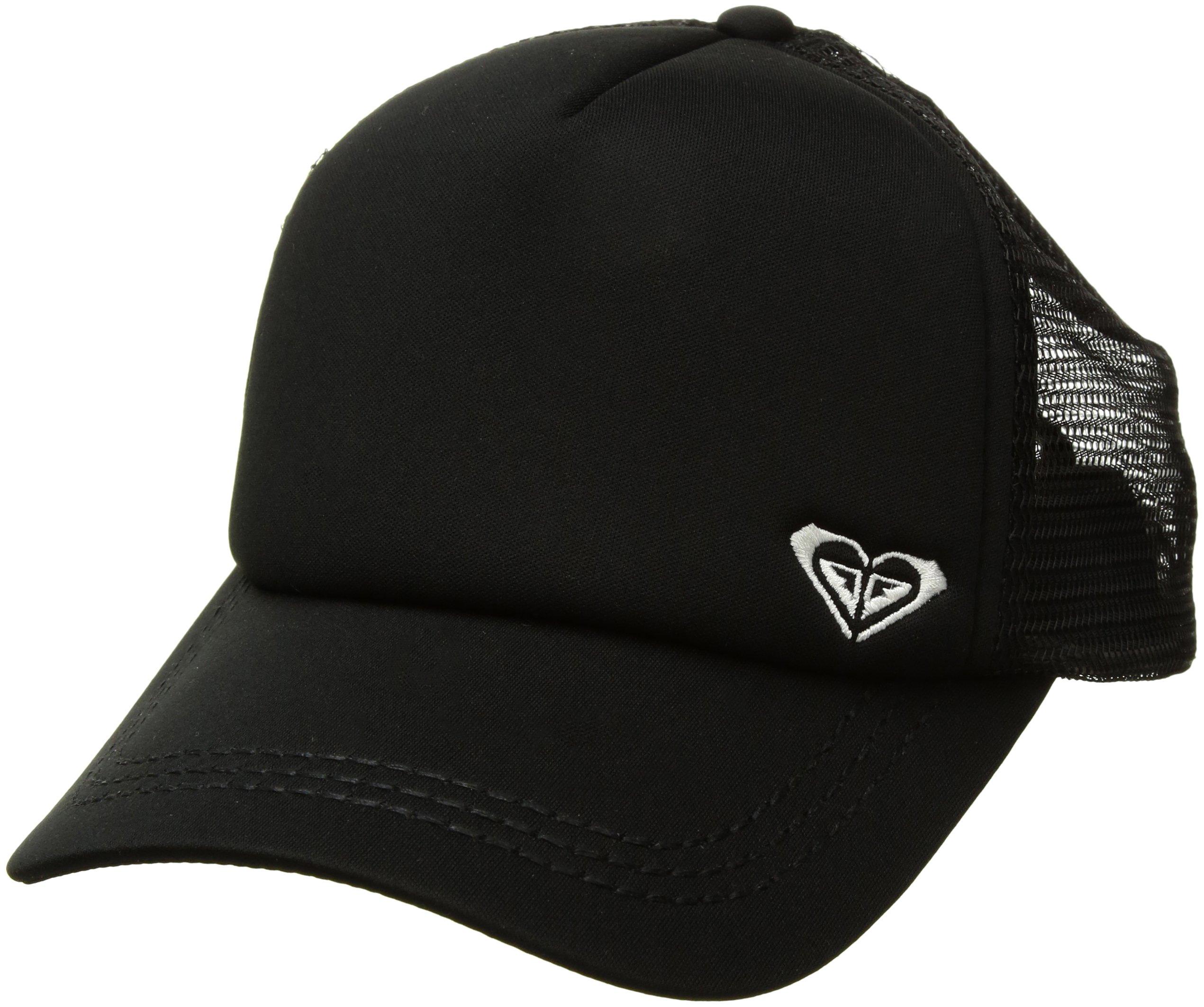 Roxy Women's Finishline Trucker Hat, anthracite One Size by Roxy